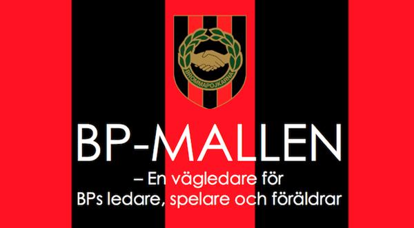 Ordförandebloggen #9: Nya BP-mallen och BP-modellen