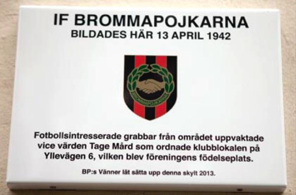 Ordförandebloggen #13: BP:s historia – fyller 75 nästa år