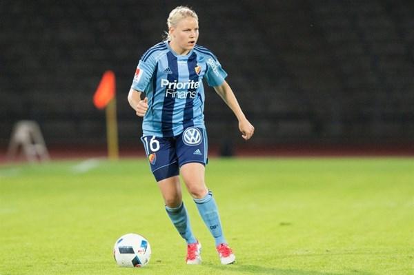 Sofia Nilsson till BP