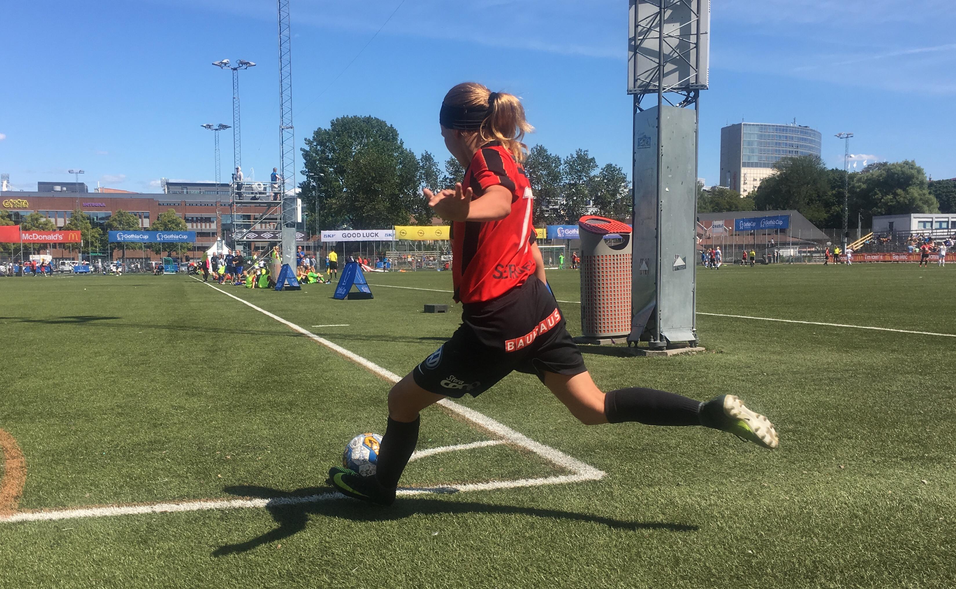 Sex BP-lag kvar i Gothia Cup