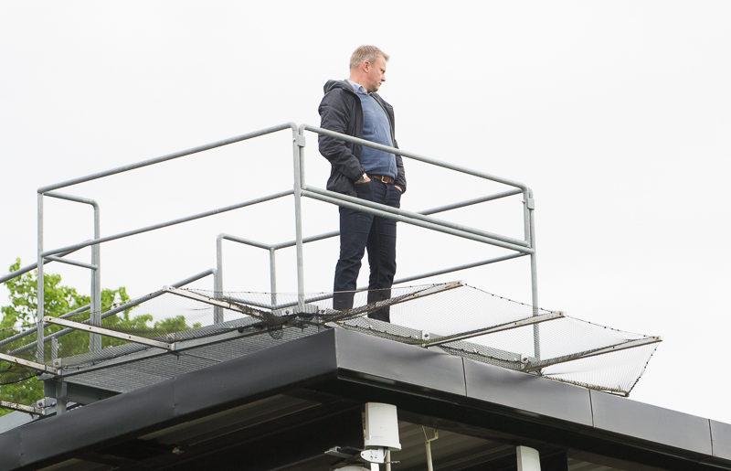 Roberth Björknesjö lämnar BP för IK Frej Täby
