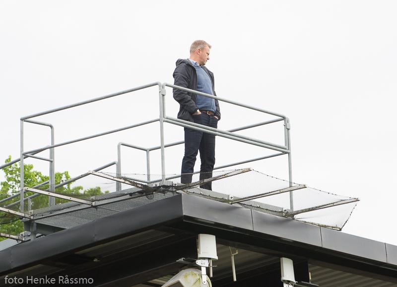 Roberth Björknesjö ny manager i BP