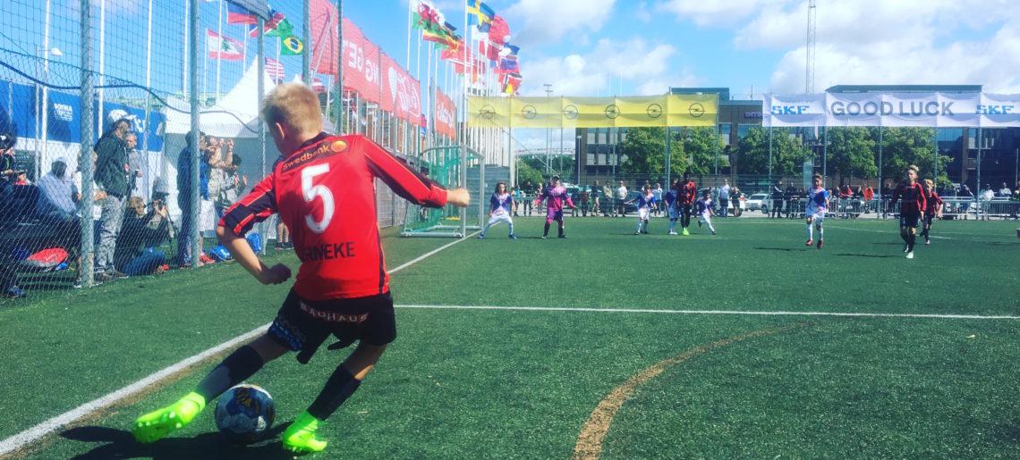 Pigg start för BP i Gothia Cup
