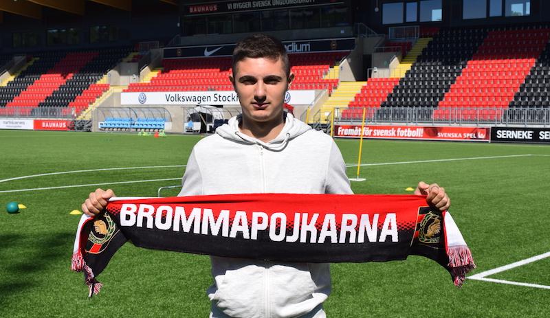 Marko Nikolic klar för BP