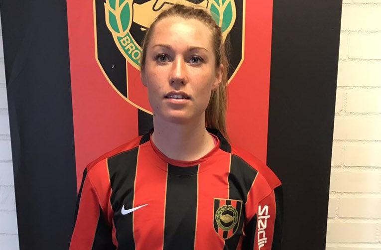 Emma Salomonsson förstärker BP