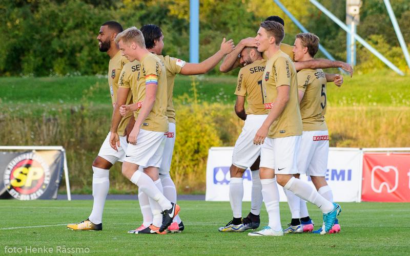 BP till gruppspel i Svenska Cupen