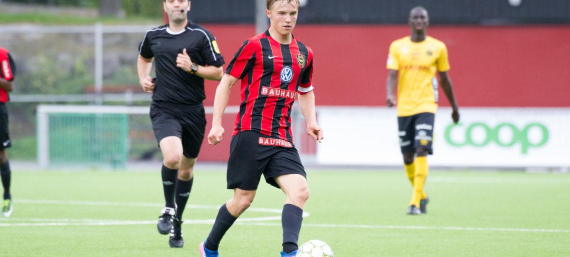 Jacob Ortmark förlänger BP-kontraktet