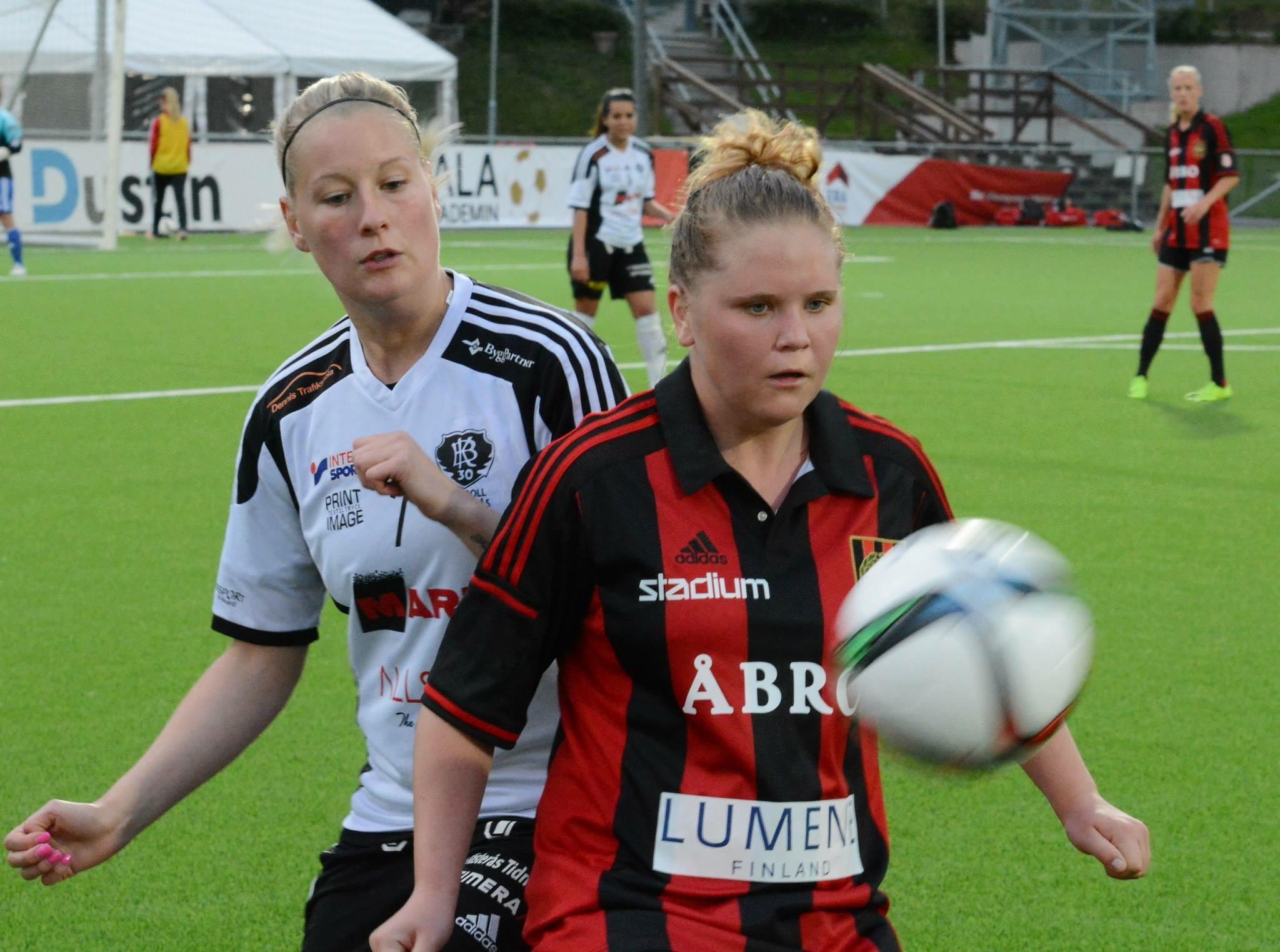 Fia Grönborg återvänder till BP
