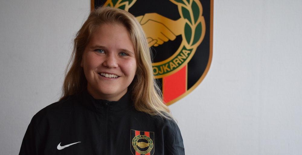 Fia Grönborg ny på BPs Sportkontor