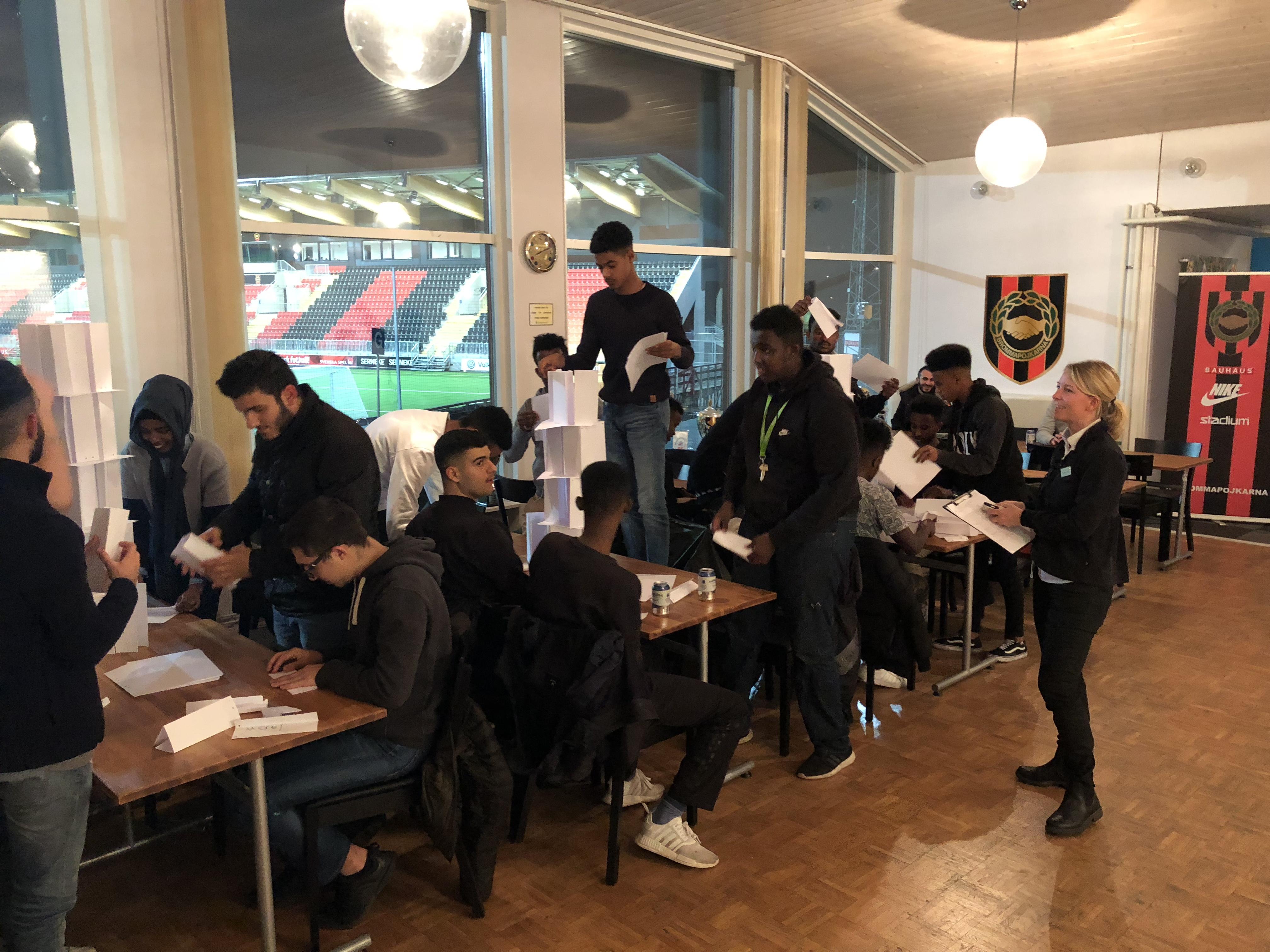 McDonalds hittar nyanställningar via Mötesplats Västerort