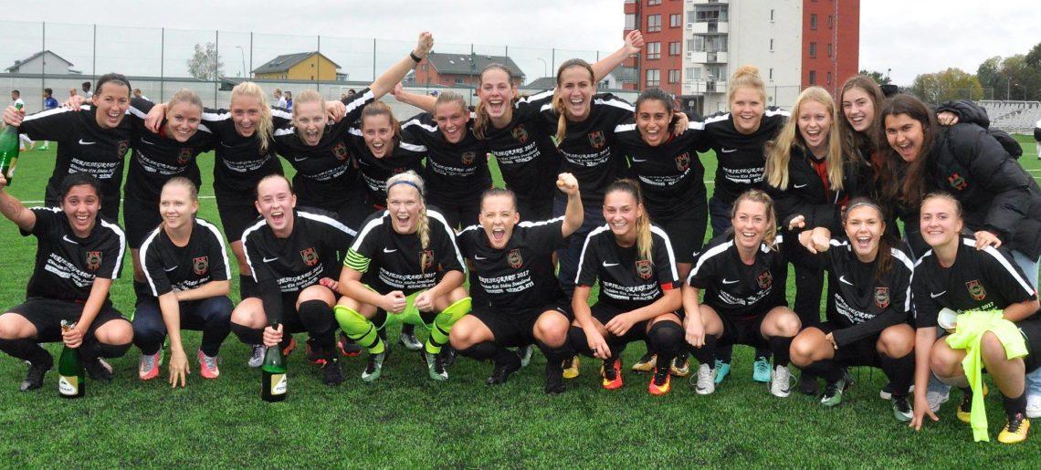 Trots BP:s serieseger: Ljusdal, Asarum & Lidköping till Elitettan – sammanfattning av 2017