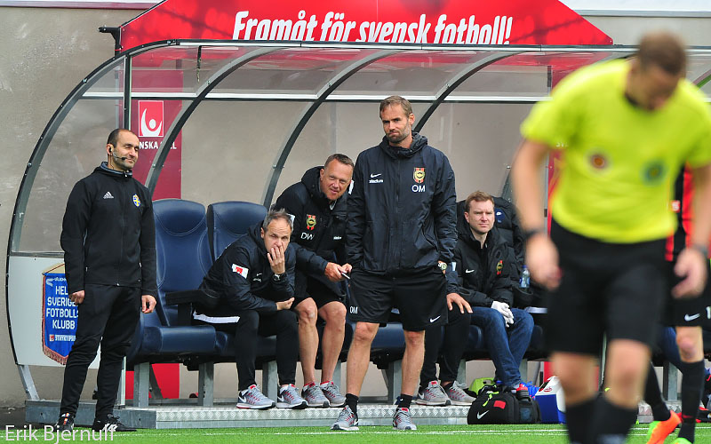 Olof Mellberg och Azrudin Valentic lämnar BP