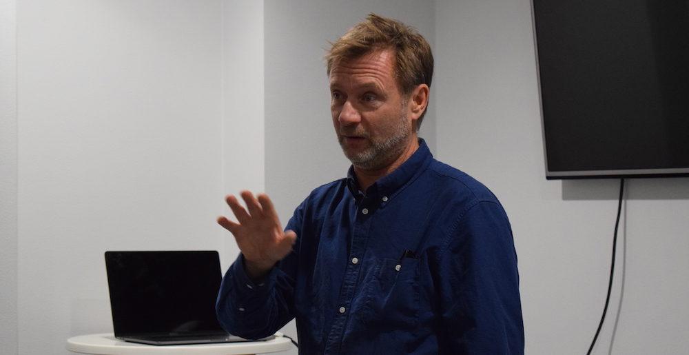 """Peter Gerhardsson träffade BP-ledare: """"En förening som är unik i Sverige"""""""