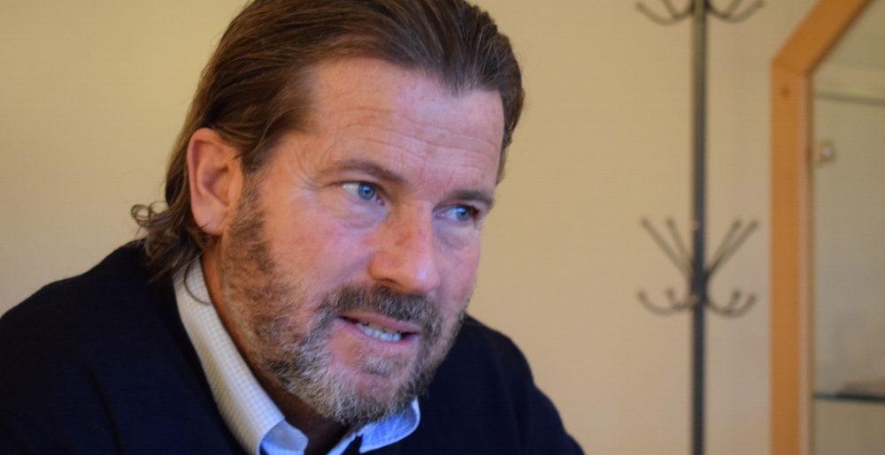 Vi på Sportkontoret: Roger Palmgren, Akademichef Pojk