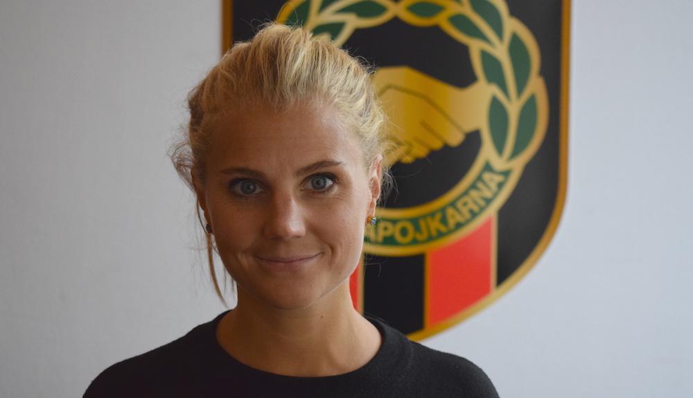 Välkommen till BP, Stina Jansson
