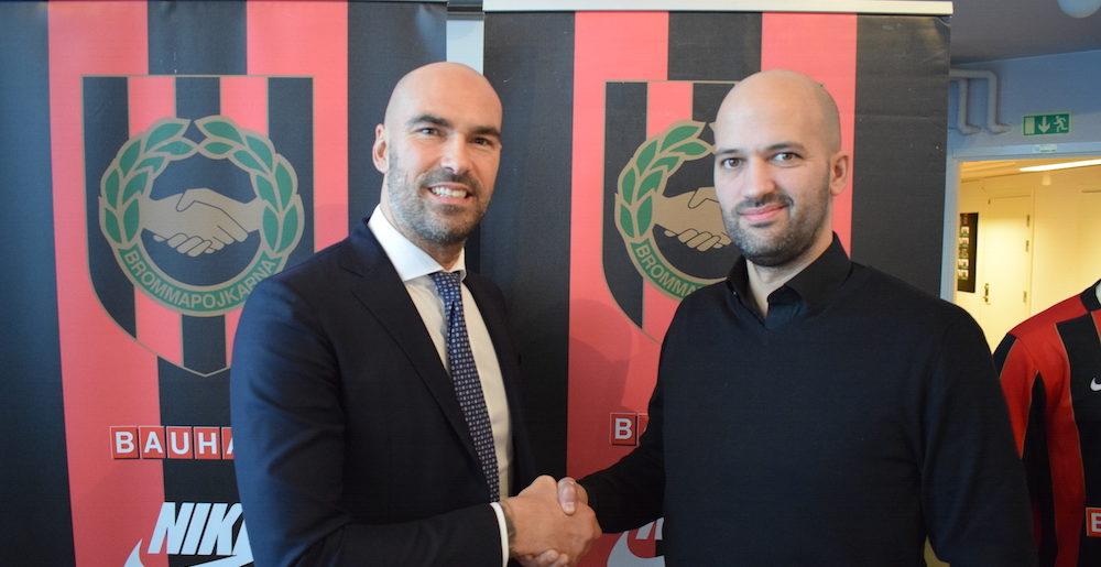 Luis Pimenta ny huvudtränare för herrlaget