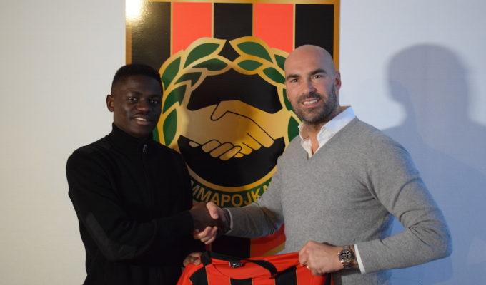 Välkommen till BP, Eric Johana Omondi