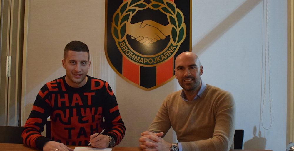 Välkommen till BP, Nikola Petric