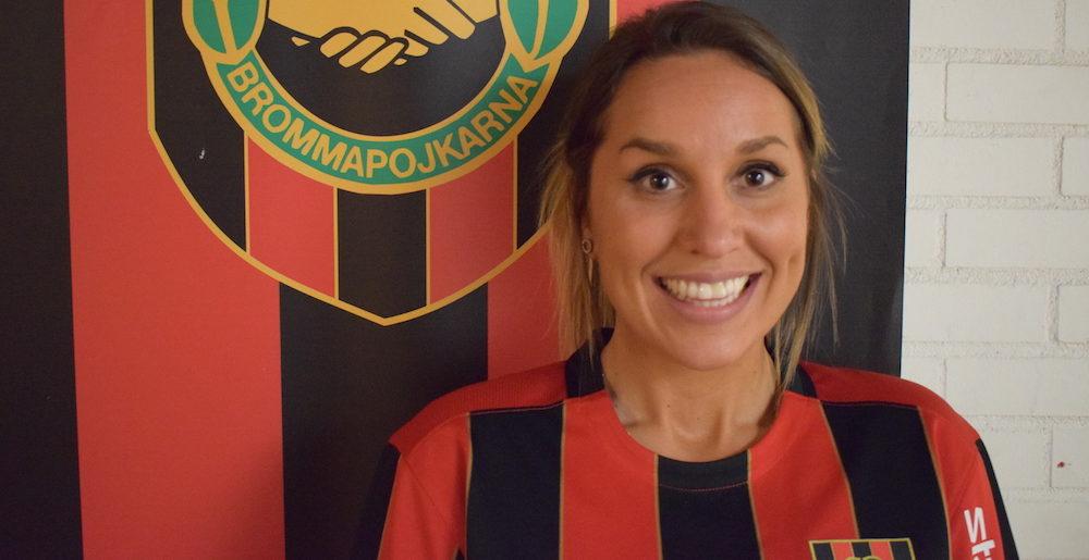 Inför BP – AIK: Träningsmatch mot aspirant till Damallsvenskan