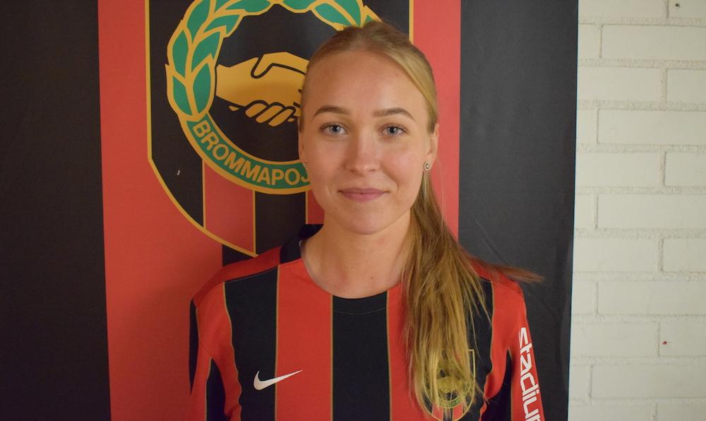 Välkommen till BP, Elin Sjölander