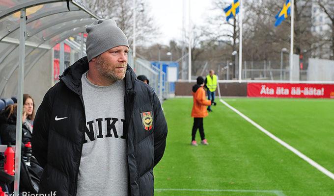 Sportchef Staffan blickar framåt (och bakåt)