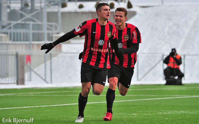 BP vinner igen i cupen – 2-0 hemma mot Dalkurd