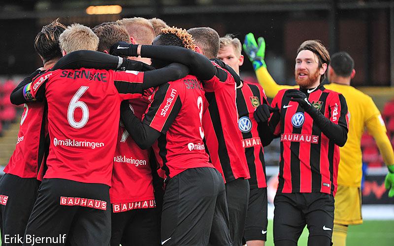 Inför IFK Göteborg och SJK: Dubbla träningsmatcher till helgen