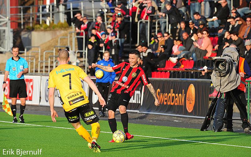 Jebali stora skillnaden när BP föll hemma mot Elfsborg