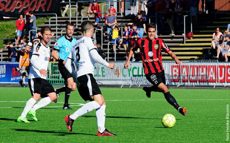 Matchen mot Dalkurd flyttas fram till 19.30 lördag 7 juli