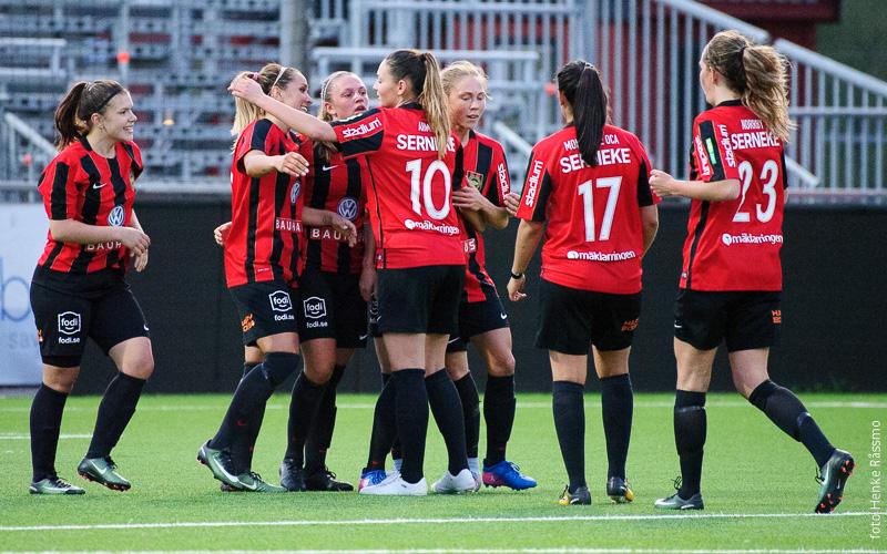 BP vidare i Svenska Cupen efter svängig match mot Älvsjö