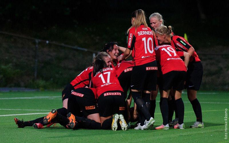 BP ställs mot Bele Barkarby i Svenska Cupen Dam omgång 2