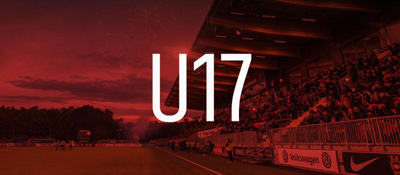 U17 Allsvenskans slutspelsserie schemalagd