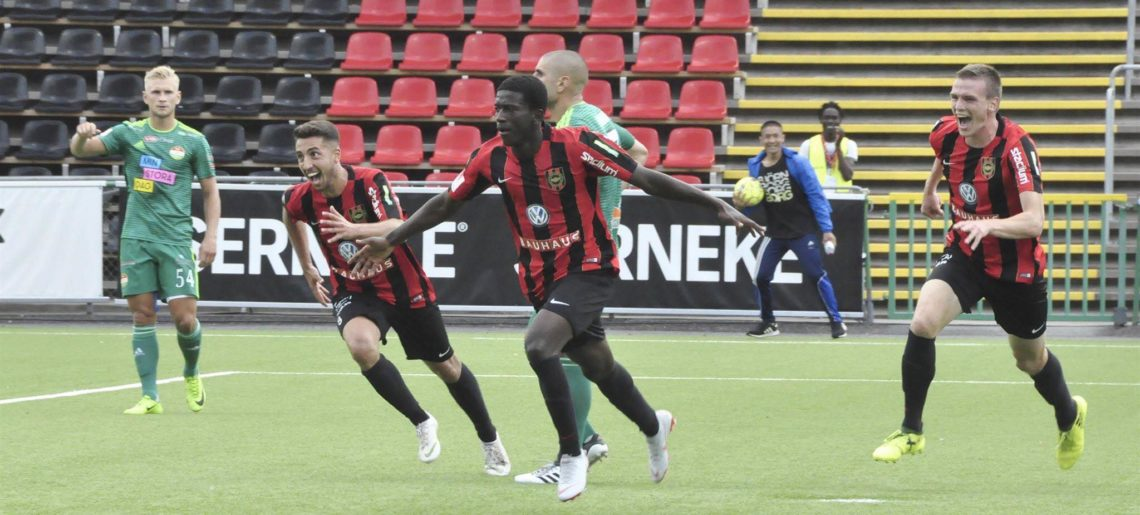 Inför Örebro SK – BP