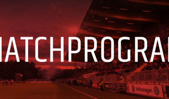 Matchprogram BP – IFK Göteborg