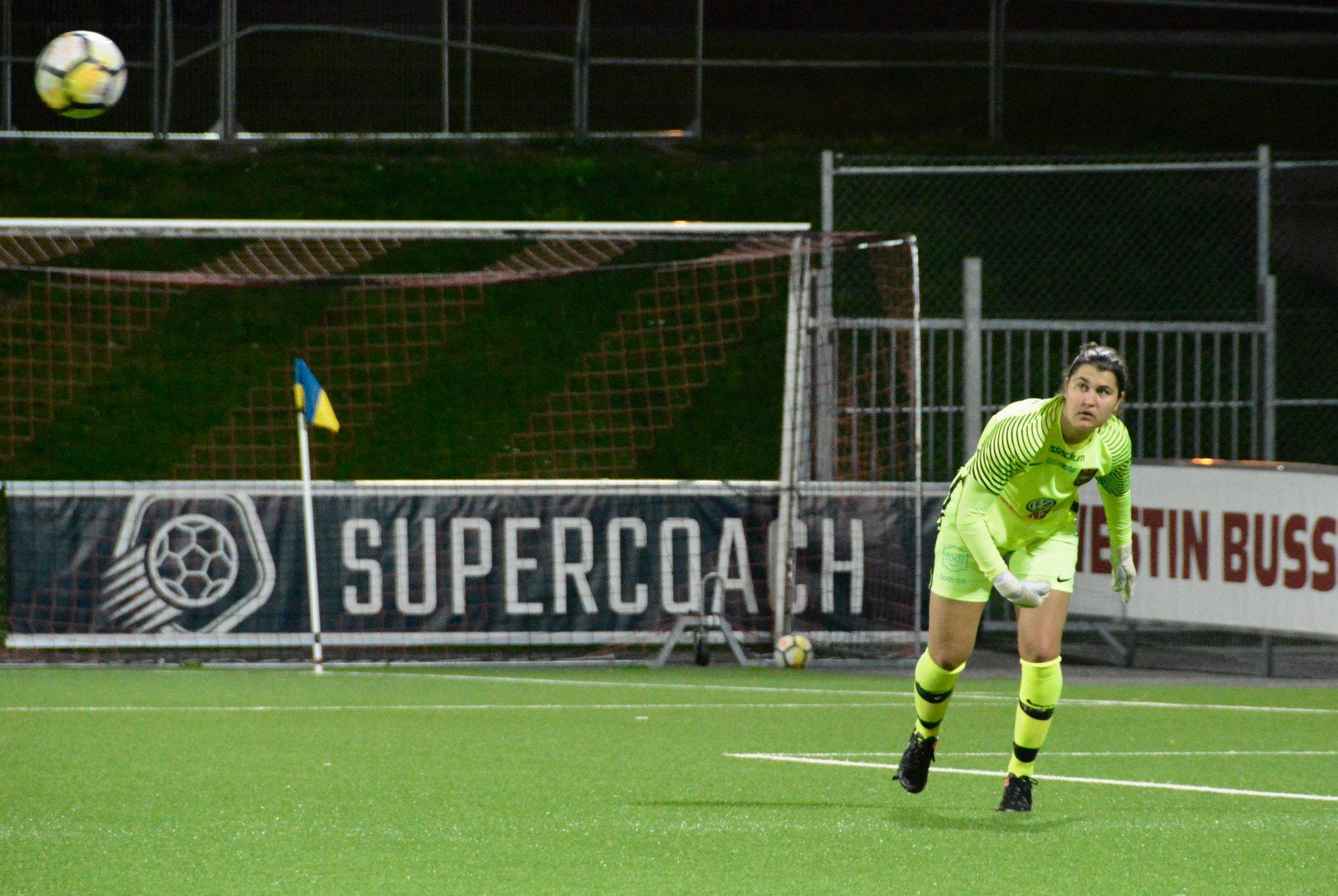 BP vidare till semifinal i Victoria Cup efter hållen nolla på Grimsta