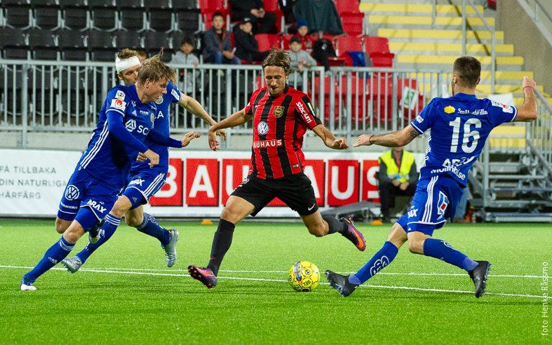 Inför Östersunds FK – BP