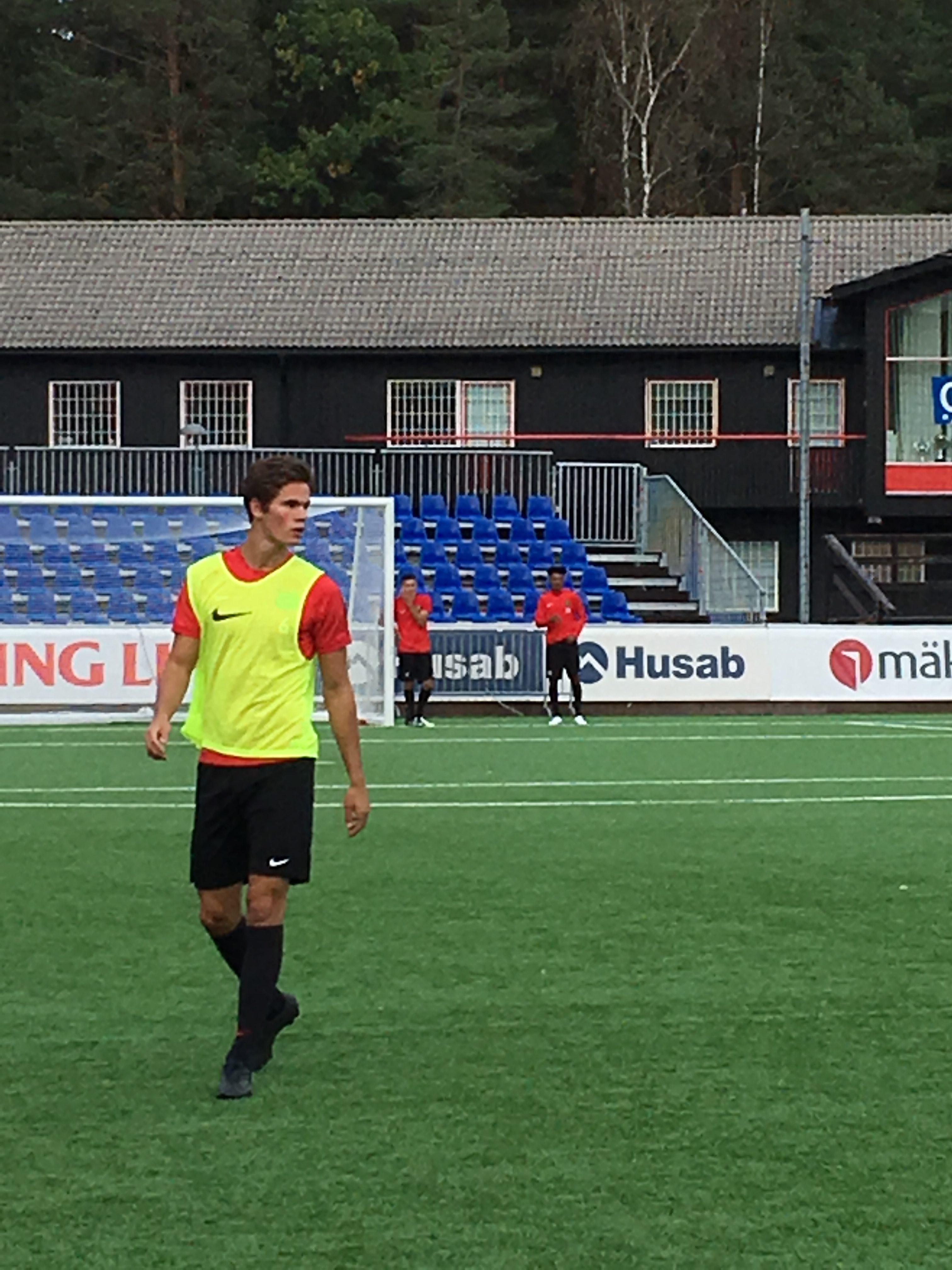 U19: MFF gästar Grimsta.