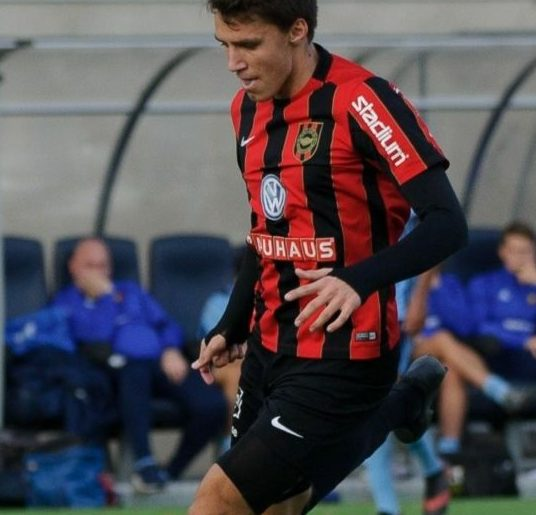 U19: Sandén hjälte igen när DIF besegrades