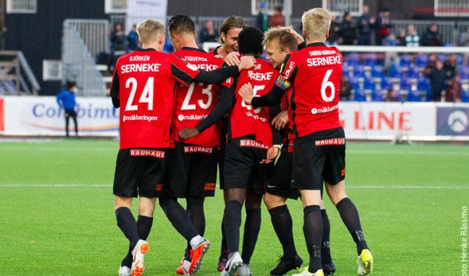 Inför BP – IFK Göteborg