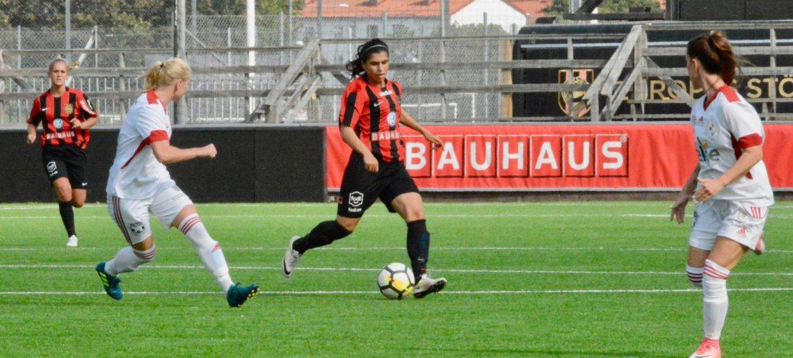 Aisha Faiqi förlänger med BP