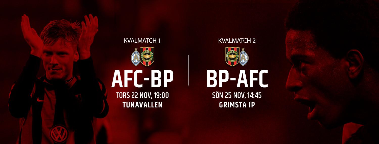 Truppen till första mötet med AFC Eskilstuna