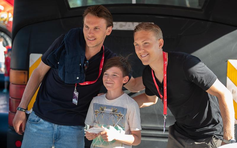 Tre BP-fostrade nominerade till Fotbollsgalan