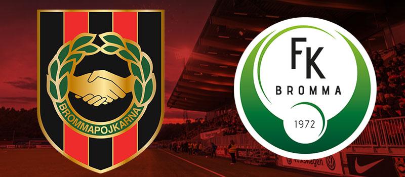 BP i samarbete med FK Bromma