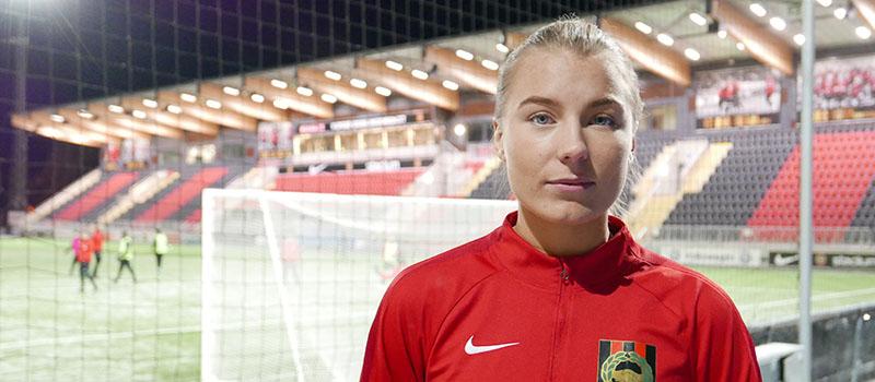 Emma Lillbäck följer med BP upp i Elitettan