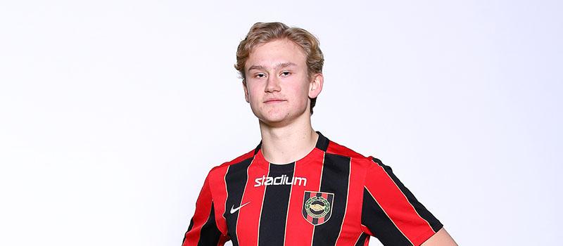 Axel Wallenborg tar klivet uppåt