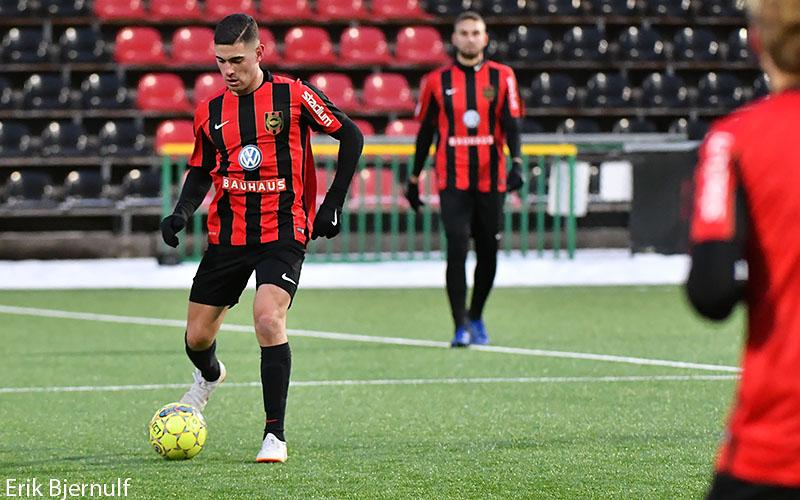 Inför BP – FK Ventspils