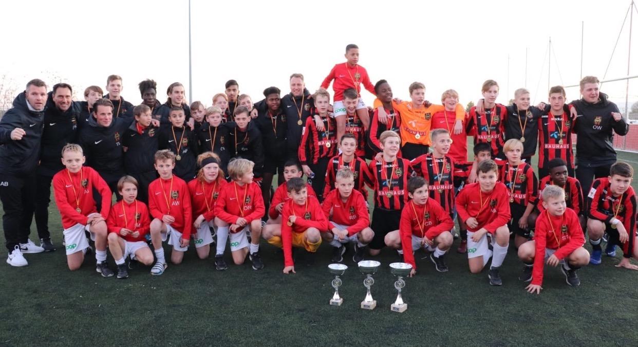 Storslam på Mallorca för Akademi Pojk