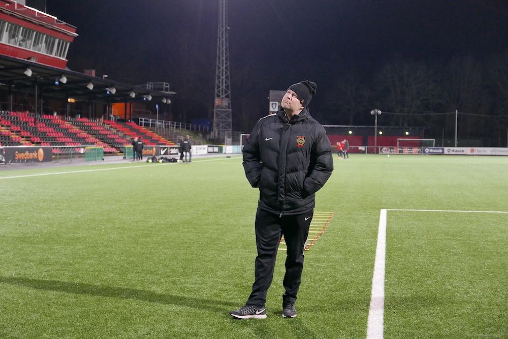 Staffan Jacobsson förlänger som Sportchef Dam i BP