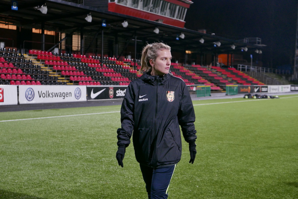 Frida Sjöberg ny assisterande tränare
