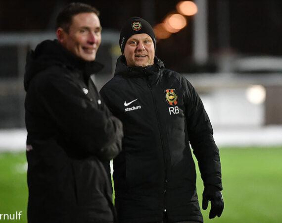 Truppen till FC Rosengård – BP 16/2 14.00